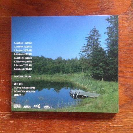 とくさしけんご『MUSIC FOR SAUNA』CD