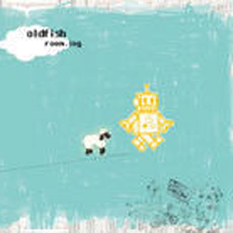 oldfish『room.ing』CD(日本盤)
