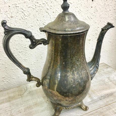 1825年〜1841年アンティーク シルバーポット