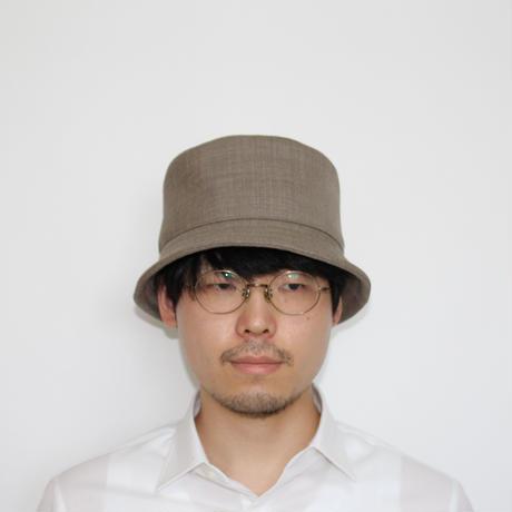 Soft Bucket Hat (man) light brown