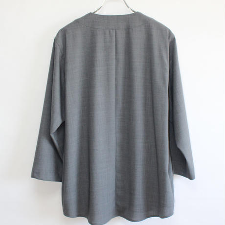 Baseball Shirt (man) gray