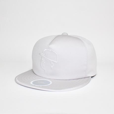 【Seiji Matsumoto × mitake】 Collaboration Baseball Cap ( man )ice gray