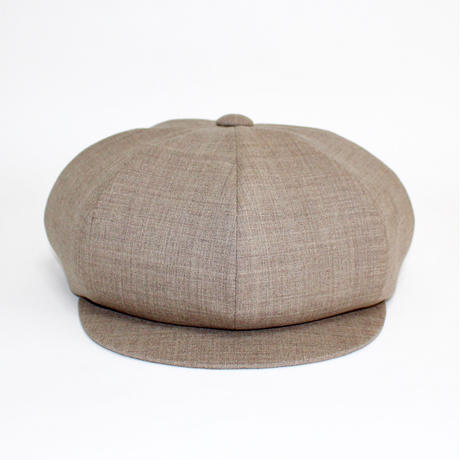 Soft Casquette ( man & woman )light brown