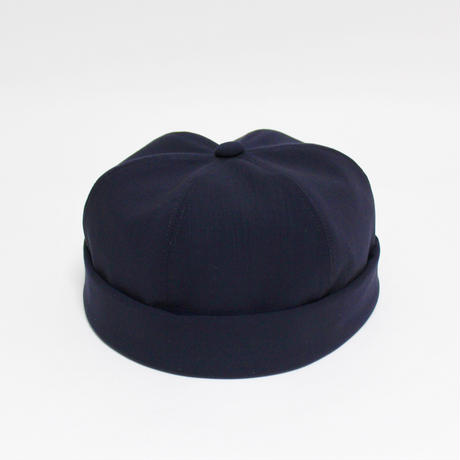 Roll Up Cap (man ) navy