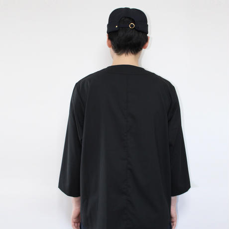 Baseball Shirt (man) black