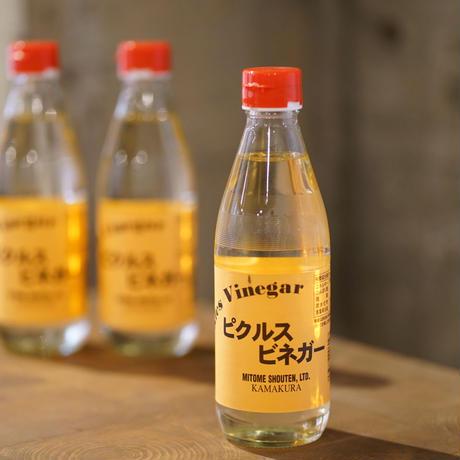 三留商店・ピクルスビネガー (360ml)