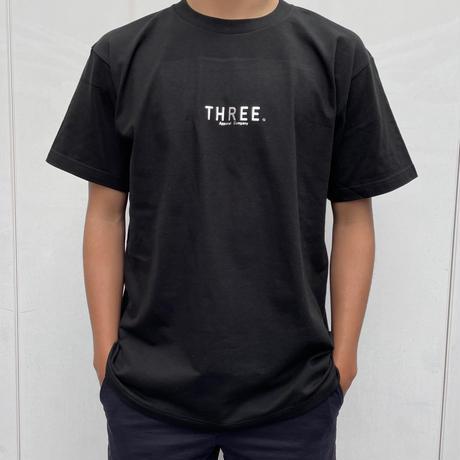 THREE. Silver T-shirt brack