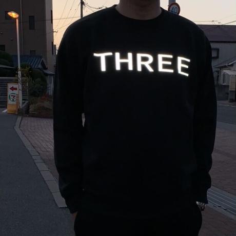 THREE  reflector  sweat