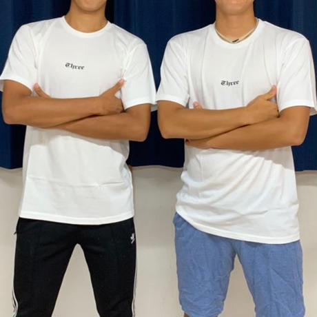 1st T-shirt White