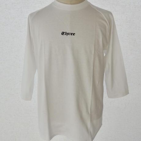 7minutes round T-shirt