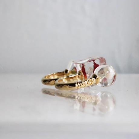 tomodachi ring キューブRose