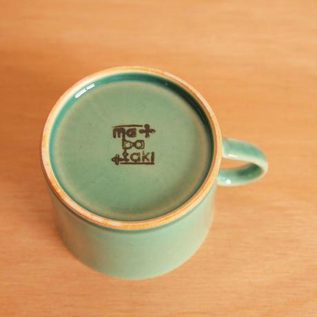 Kimamaマグカップ(トルコブルー)