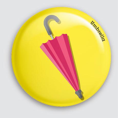 チェキマグ「傘」