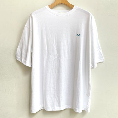 10周年記念Tシャツ マカロニマーク BLUE