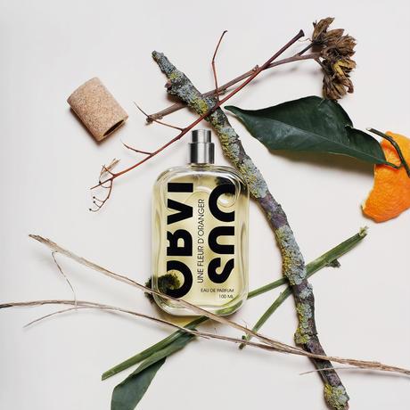 OBVIOUS PARFUMES / UNE FLEUR D'ORANGER