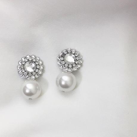 Macboothi petit pearl / crystal