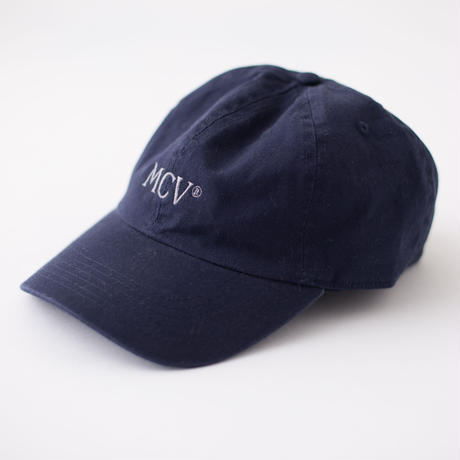 MCV® ''LOGO'' adjuster cap (Navy)