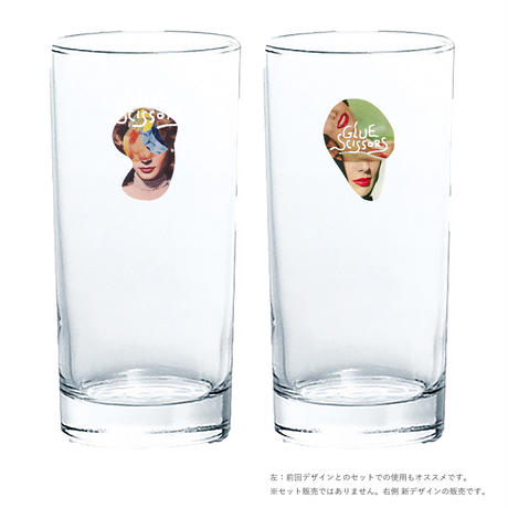 【TOWA TEI  COLLAGE GLASS_2 】