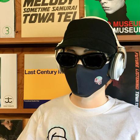 TOWA TEI COLLAGE × GOKITA TOMOO LOGO MASK