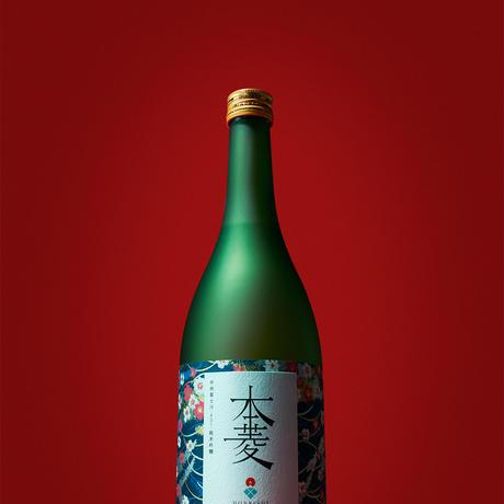 純米吟醸・本菱/紺・夜桜を楽しむ <ご縁を喜び、ご縁に感謝する吟醸酒> ※順次発送となります。