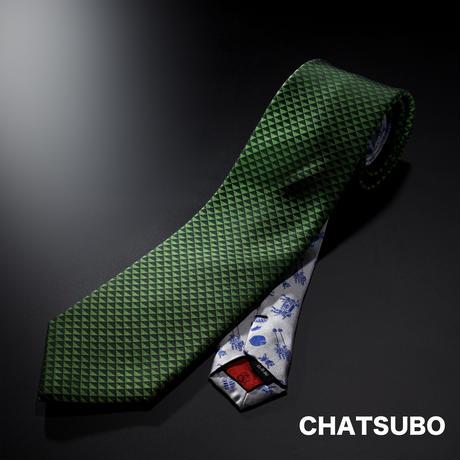 【メンバー限定/TSURUIKI】細かく上質!江戸時代から愛された日本の技術と粋が詰まった甲州織物ネクタイ