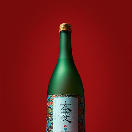 純米吟醸・本菱/青・晴天に咲き誇る <ご縁を喜び、ご縁に感謝する吟醸酒> ※順次発送になります。