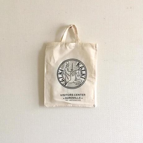 オーロヴィル cotton bag S