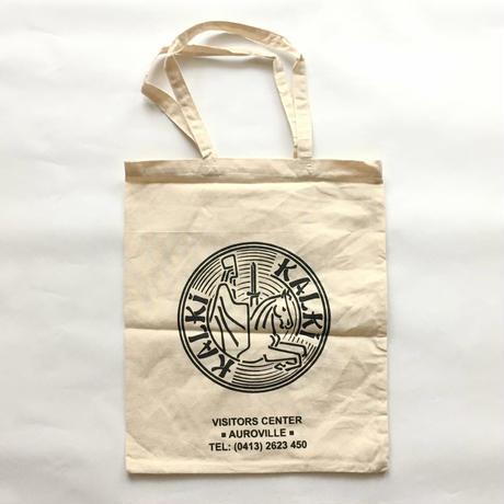 オーロヴィル cotton bag M