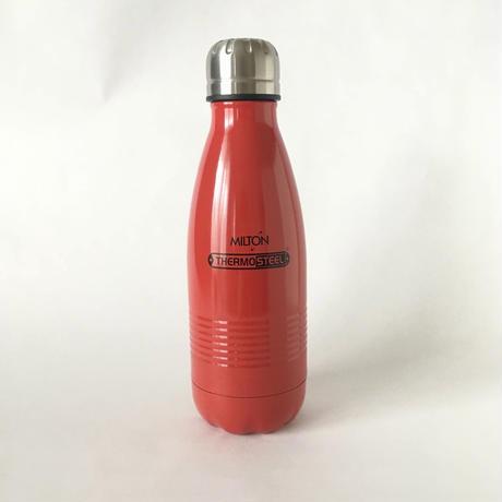 MILTON 水筒 350ml red