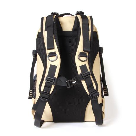 breathatec daypack/beige×navy
