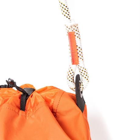 kinchaku shoulder/orange