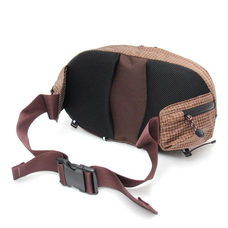waist bag (spectra brown)