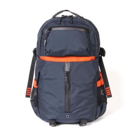 breathatec daypack/navy×orange