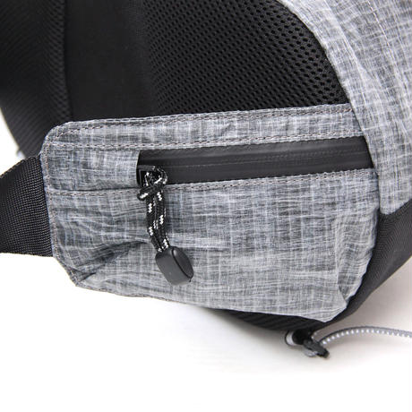 waist bag(x-pac grayheather)