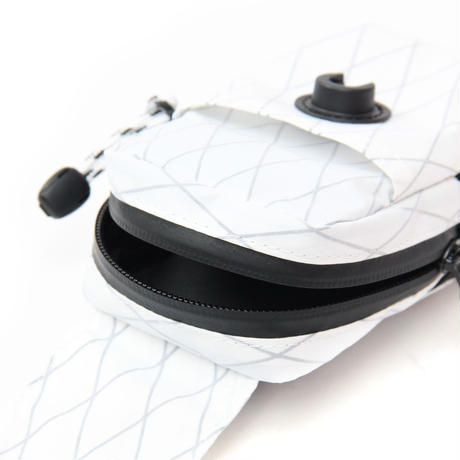 lid pouch (x-pac white)