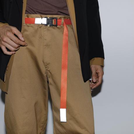 reflector belt(orange)