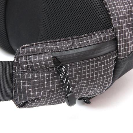 waist bag (spectra black)