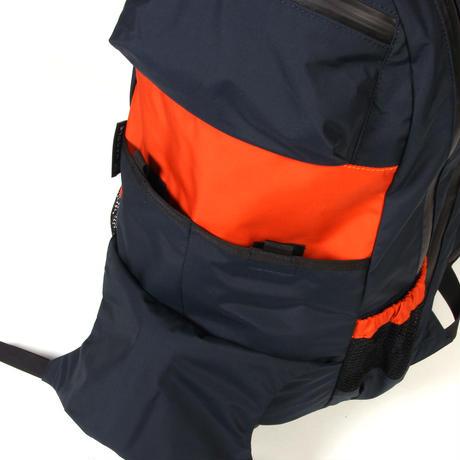 breathatec harness/navy×orange