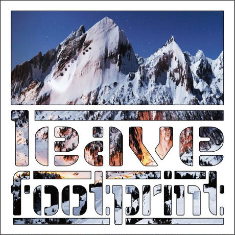 【leave / footprint】#CD #Data