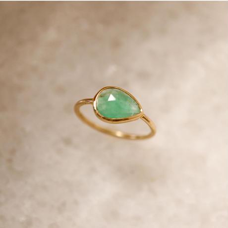 Emerald エメラルド-K10- Ring