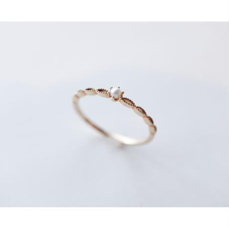 Pearl 淡水パール-K10- Ring