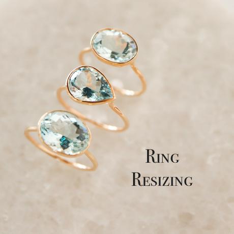 -指輪のサイズ直し-