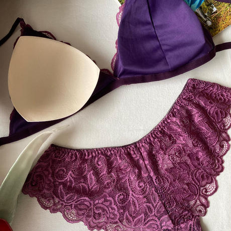 Numéro5  Red violet  【N-0038】
