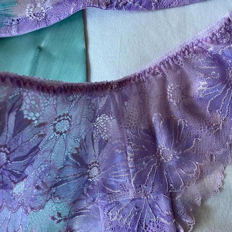 Numéro5  lavender× light purple  【N-0046】