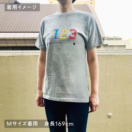 『マエボン1』刊行記念イベント「梅田1・2・3」Tシャツ
