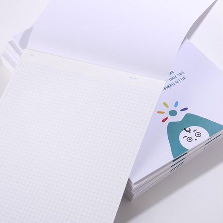 BRAND IDEA MEMO PAD5冊セット(送料込)