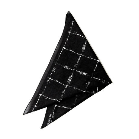 POWDER BERB BANDANA (BLACK)