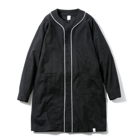 BB GOWN SHIRT(FADE BLACK)