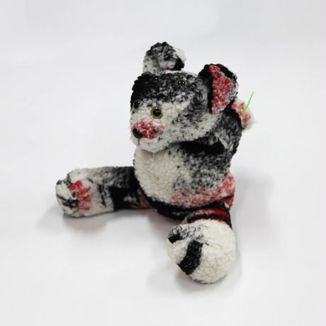[EXCLUSIVE]   WARM BOA JQD PSYCHO BEAR DOLL