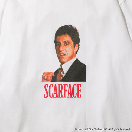 [SCARFACE LIMITED COLLECTION ]  TONY MONTANA LS T
